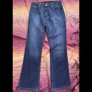 Calvin Klein Boot Cut Jeans